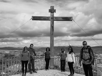 Ruta Senderismo para ver la Floración en Cieza (Murcia)
